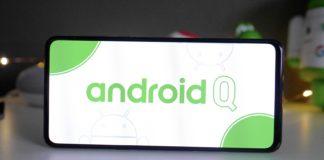 smartphone Samsung che verranno aggiornati ad Android Q