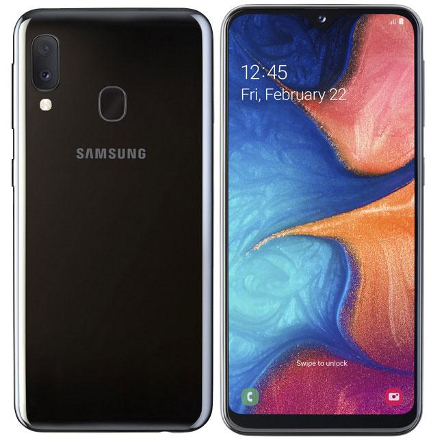 Galaxy A20e aggiornamento