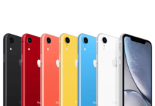 Apple iPhone XR 256 GB