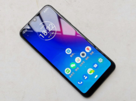 Motorola Moto E6 Plus