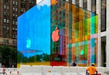 Apple Store Fifth Avenue di New York