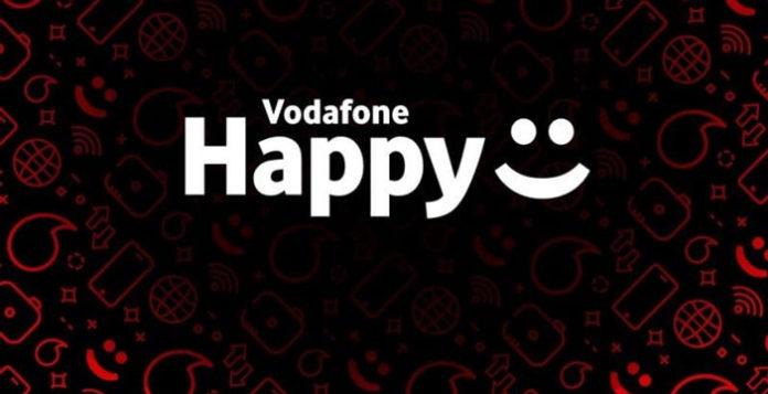 Vodafone Happy Black