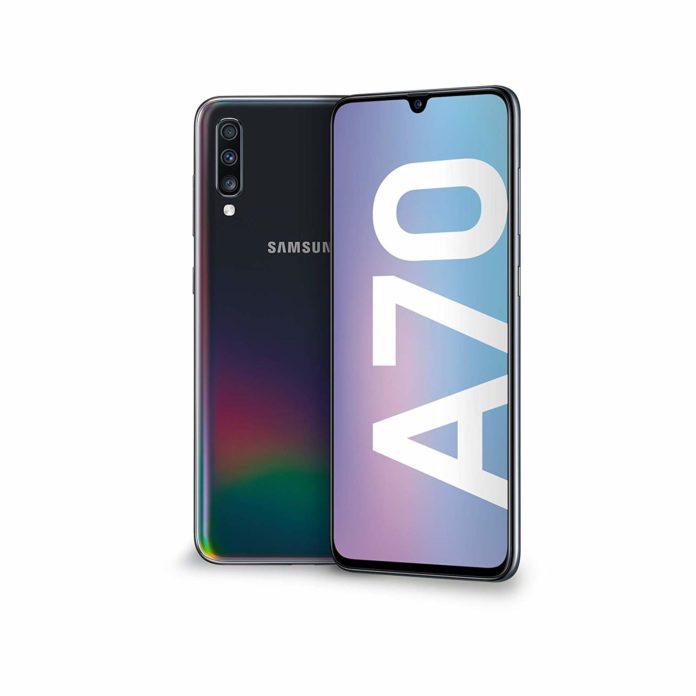 Galaxy A70 aggiornamento