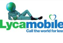 Lycamobile Italy Red