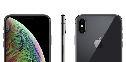 iPhone XS tim