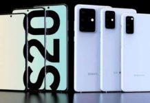 Aggiornamento Samsung Galaxy S20