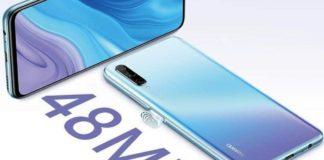 Aggiornamento Huawei Y9s