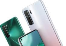 Aggiornamento Huawei P40 Lite 5G