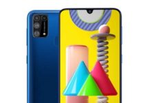 Offerta Samsung Galaxy M31