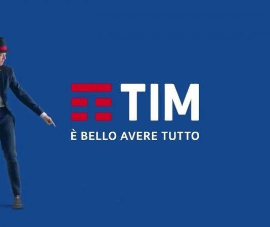 Promozione illimitata di TIM