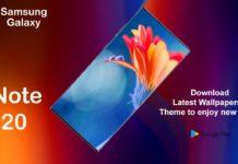 Sfondi Samsung Galaxy Note 20