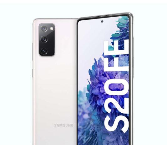 Aggiornamento Galaxy S20 FE
