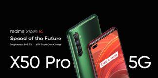 Aggiornamento Realme X50 Pro