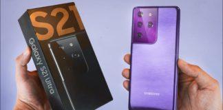 Vendita Samsung Galaxy S21