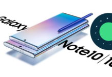 Android 11 Galaxy Note 10