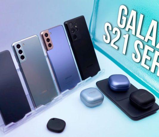 Sconti Samsung Galaxy S21