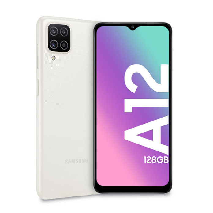 Android 11 Samsung Galaxy A12