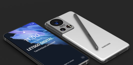 Scheda tecnica Samsung Galaxy S22