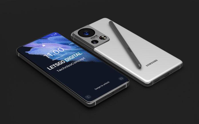 Fotocamere Samsung Galaxy S22