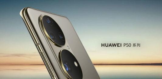 Estetica Huawei P50